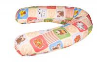 Подушка для беременных и кормления БУМЕРАНГ Игрушки на песочном