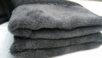 Леггинсы теплые с мехом для беременных тем.син