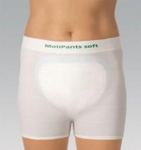 Штанишки удлиненные для фиксации прокладок 5шт Hartmann Molipants Soft XL