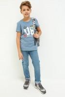 Джинсы для мал Aleks гол 20110160132